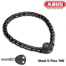 abus steel-o-flex lock 700