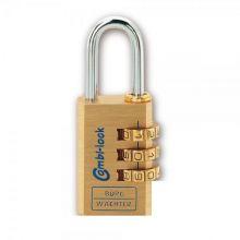 burg wachter padlock combi lock 80