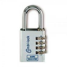 burg wachter padlock combi lock 90