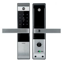 yale digital lock YDM3109