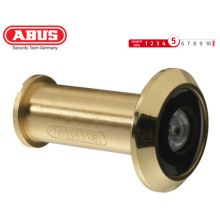 abus door viewer 2200 brass