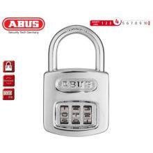 abus combination padlock 160/40