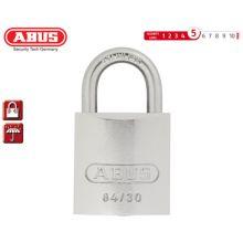 abus padlock 84ib/30mm