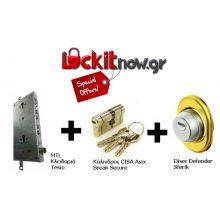 offer10 change lock armoured door tesio