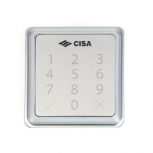cisa e6516 myevo electric lock keypad