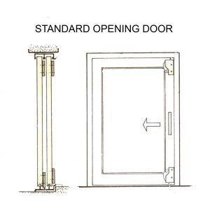 CAL TIGER OPENING DOORS