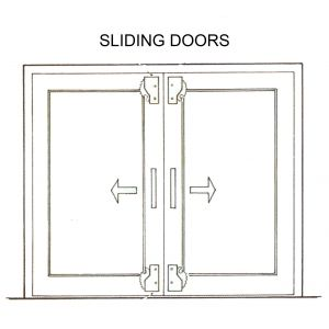 CAL TIGER SLIDING DOORS