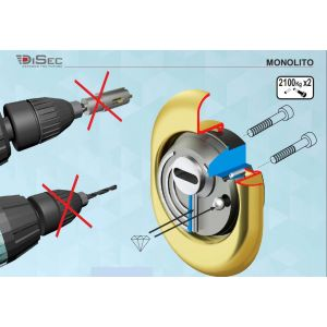 disec defender monolito bd200 4