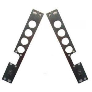 electric strike plate 4 slots