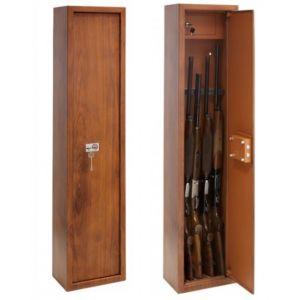 arregui wood gun safe arm058335