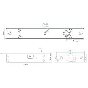 acc-036 electric bolt lock dimensions (new4)