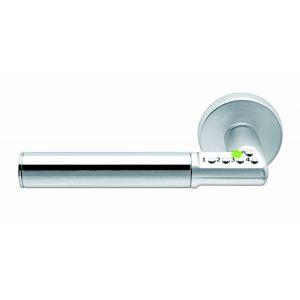 yale 8812 electronic handle nickel (6)