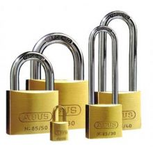 abus padlock 65