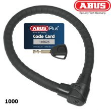 abus steel o flex lock 1000