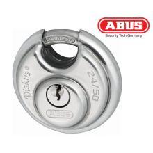 abus padlock 24ib diskus