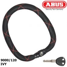 abus steel o flex lock ivy 9000