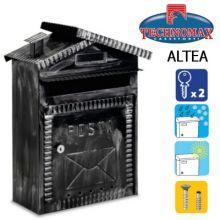 technomax letterbox altea wrought iron