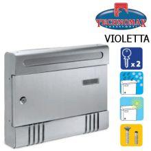 technomax letterbox violetta