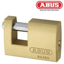 abus padlock 82-63