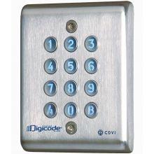 cdvi kcin keypad access control