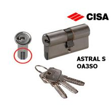 cisa astral s oa3so security cylinder