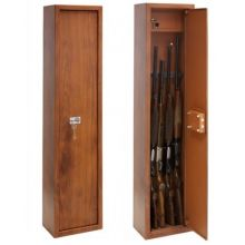 arregui wood gun safe arm058335
