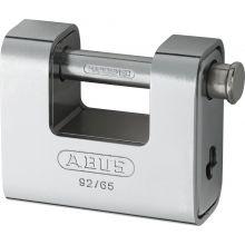abus 92_65 steel padlock