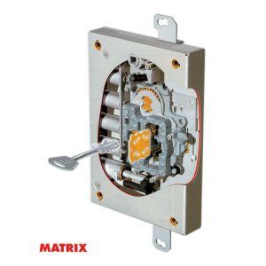multlock matrix mechanism