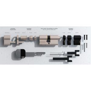 Yale Linus adjustable cylinder (3)