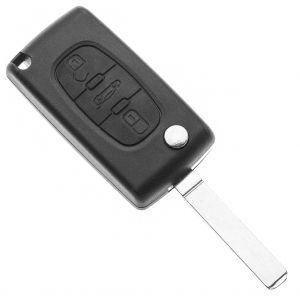 cit-005 flip car key shell (1)