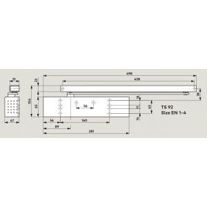 dorma ts92 door closer slide arm (2)
