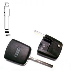 audi car key shell aud-008