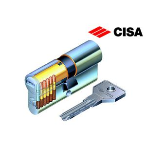 cisa asix oe300 cylinder inside pins