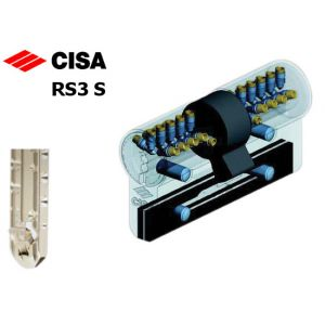 cisa rs3s cylinder ol3so inside pins