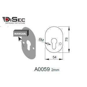 disec a0059 accessories