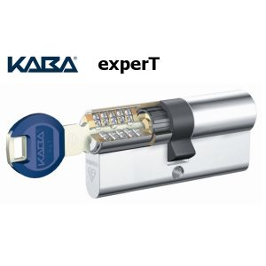 kaba expert security cylinder inside pins