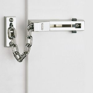 abus door chain sk-66 installation