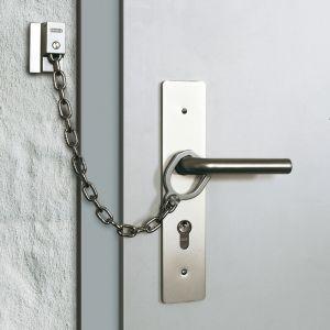 abus door security chain sk-89 installation