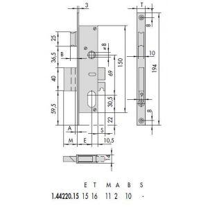 cisa 44220 lock dimensions (2)