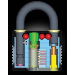 hugo gts pro padlock inside
