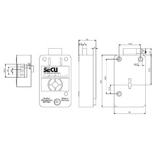 secu safe lock s4700u