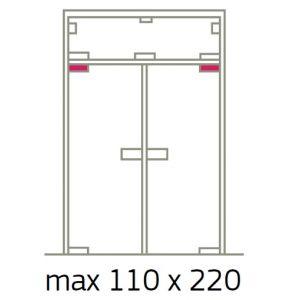 101.01 upper hinge installation