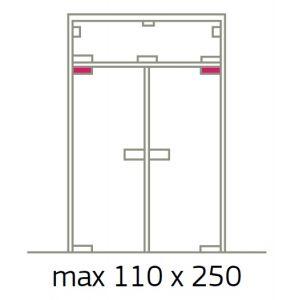141.13 upper hinge installation