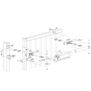 locinox samson2 gate closer_dimensions