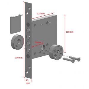 multlock exagono omega dimensions (new7)